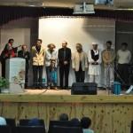 برگزاری جلسه نشست آشنایی با موسیقی مقامی خراسان و استاد عثمان محمد پرست