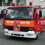 عملیات نجات پر ماجرای دو آتش نشان همشهری