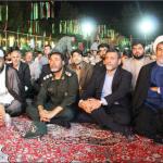 ادعاهای بی سند وزیر احمدی نژاد در نیشابور
