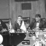 برای دومین هفته ی متوالی  جلسه ی شورای شهر تشکیل نشد