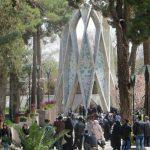 گردشگران نوروزی دومین قطب گردشگری استان اندکی افزایش یافت ; حضور 352هزار مهمان نوروزی در نیشابور