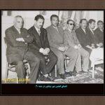 اعضای انجمن شهر نیشابور در دهه 40