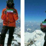 گام های پلنگ برفی روی بلندترین قله های جهان