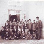 دانش آموزان چهارم ابتدایی دبستان عطار در57 سال پیش