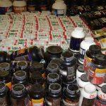 کشف135 میلیون تومان مکمل بدنسازی قاچاق در نیشابور