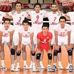 پیروزی مقتدرانه تیم ملی والیبال ایران مقابل ایتالیا