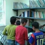 کتاب های طلاب دینی در کتابخانه های مدارس!