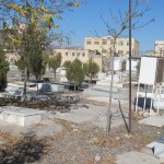 محله ای که امنیت اش دستخوش ساکنان قبرستان متروک شده است
