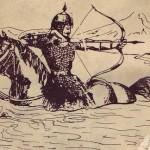 مقاومت جانانه مردم نیشابور در برابر سپاه مغول
