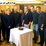با یک مترجم نیشابوری در نمایشگاه کتاب تهران (تازه های کتاب)