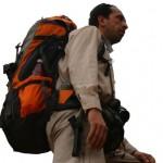 صعودنخستین ایرانی نیشابوری به قله کورژنفسکایای تاجیکستان