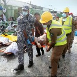 تعداد جان باختگان نیشابوری حادثه منا افزایش یافت/21 کشته،۳ نفر مجروح و 32 نفر مفقود