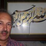 گفتگو با علی دربهشتی سرپرست انجمن خوشنویسان نیشابور