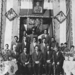 یادگاری نیشابور از نگاه دوربین  عکس از البوم شخصی محمد حسین کامیار  کارمندان ثبت احوال نیشابور