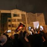 اردو کشی اوباش  از فرهنگسرای سیمرغ تا کنسولگری سعودی