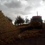 طوفان وضعیت نیشابور را قرمز کرد