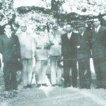 سران اداری ، مذهبی و نظامی نیشابور در حدود 70 سال پیش