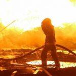 دلیل آتش سوزی در نزدیکی پمپ بنزین «صحرانورد» مشخص شد