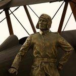 دهم مهرماه، روز شهادت  اولین خلبان ایرانی