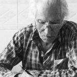 هنرمند نیشابوری که در 84 سالگی از 6 صبح تا پاسی از شب طراحی می کند  ( اگر عشق باشد هیچ چیز مانع حرکت نیست )