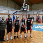 درخشش پیش کسوتان نیشابور در مسابقات بسکتبال استان