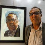 گفتگو با هنرمند برجسته ی نیشابوری:   نیشابور از همه جای دنیا زیباتر است