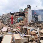 انفجار گاز منزل مسکونی را در نیشابور تخریب کرد