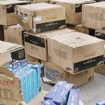 کشف 328 میلیون ریال کالای قاچاق در نیشابور
