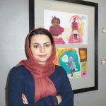 درگفتگو با هنرمند نقاش همشهری «سحر ناصری» مطرح شد: هنر ابزاری برای رسیدن جامعه به  نشاط، روشنی ، امید و خلاقیت
