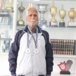 کسب دو مدال ورزشی توسط پدر شهید نیشابوری