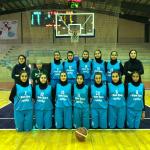 دختران نیشابور فاتح لیگ بسکتبال نوجوانان کشور